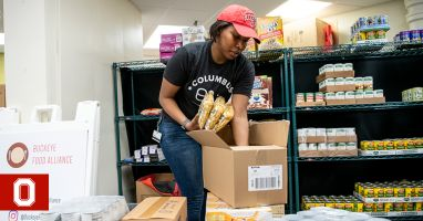Food Pantry Helping Students | The Ohio State University