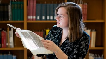 Discovering Rare Books at University Libraries | Ohio State