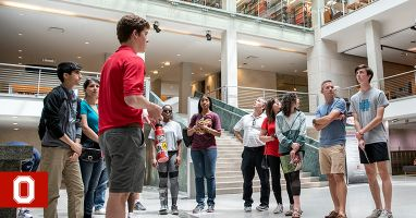 Campus Tour Tips and Tricks from The Ohio State University