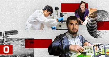 Ohio State Students Conduct Space Exploration and Research