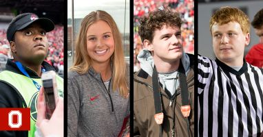 Students Support Buckeye Football | The Ohio State University