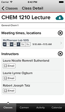 mobile viewing of grades Join patrick crispen for an in-depth discussion in this video, viewing grades, part of blackboard 9x essential training: students.