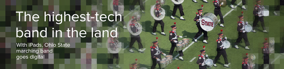 The highest-tech band in the land
