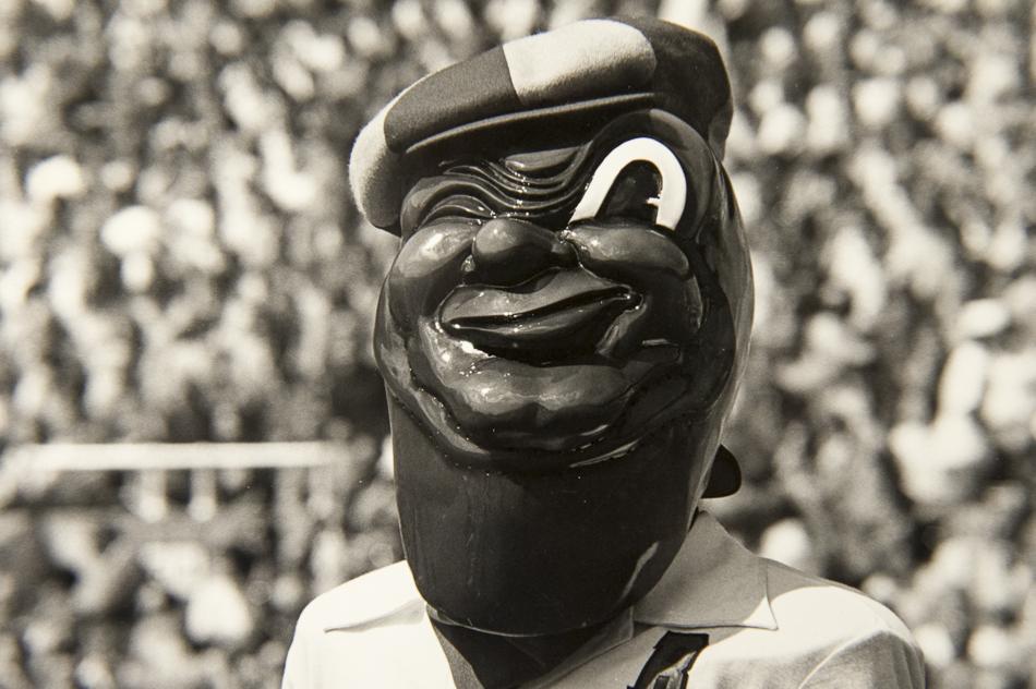 Brutus Buckeye in 1975