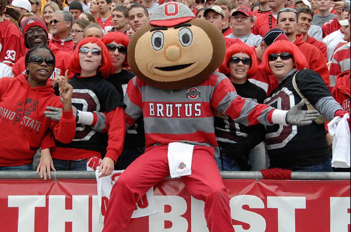Brutus Buckeye Today