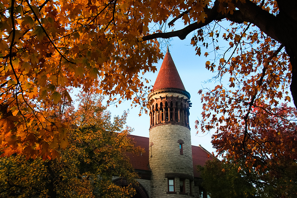 The week photos State in fall University A Ohio -