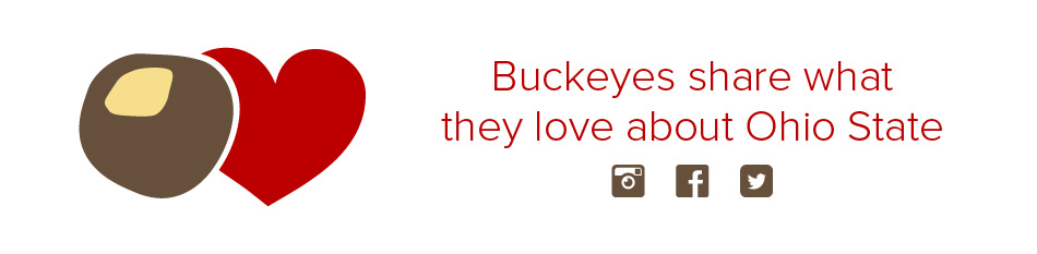 #BuckeyeLove is all around