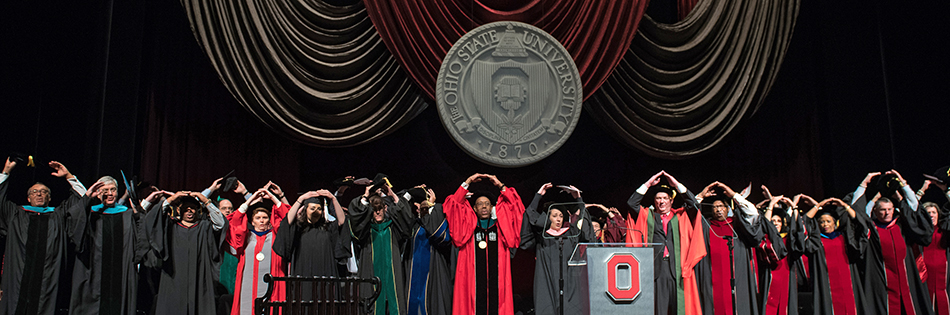 Ohio State University Graduation 2020.2020 Vision The Ohio State University