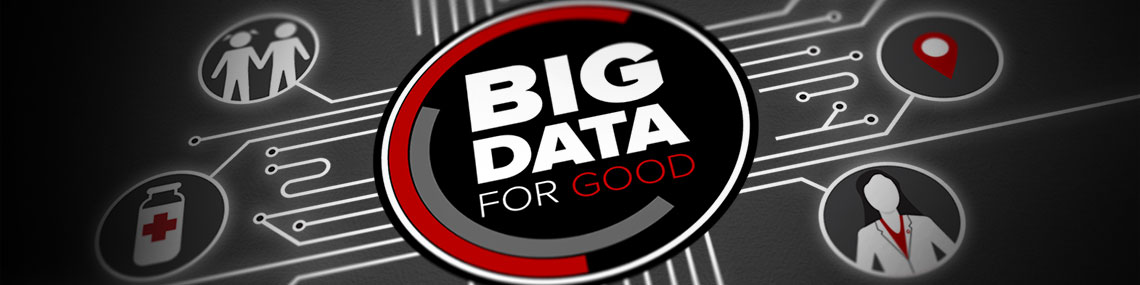 Featured news item: Big data for good