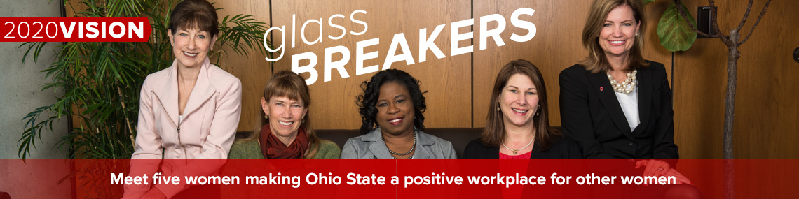 Featured news item: Glass Breakers 2017