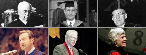 Ohio State presidents