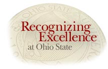 Recognizing Excellence at Ohio State