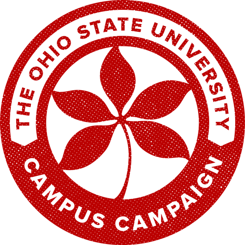 The Ohio State University Campus Campaign seal