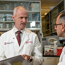 Stephen J. Kolb, MD, PhD, and his team of scientists are shaping the future of research for ALS and other motor neuron diseases.