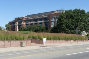 Arps Hall external view