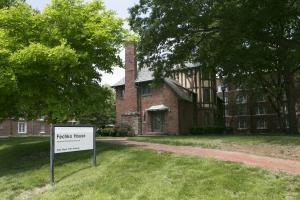 Fechko Alumnae Scholarship House external view