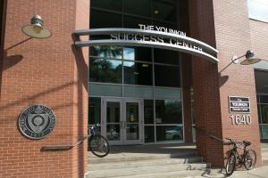 Younkin Success Center external view