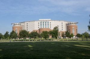 Schottenstein Center external view