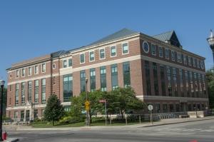 Stillman Hall external view