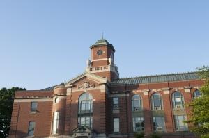 Ramseyer Hall external view