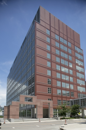 Biomedical Research Tower external view