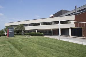 Dodd Hall external view