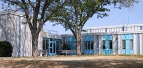 Aerospace Research Center external view