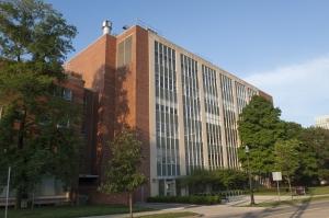 MacQuigg Laboratory external view