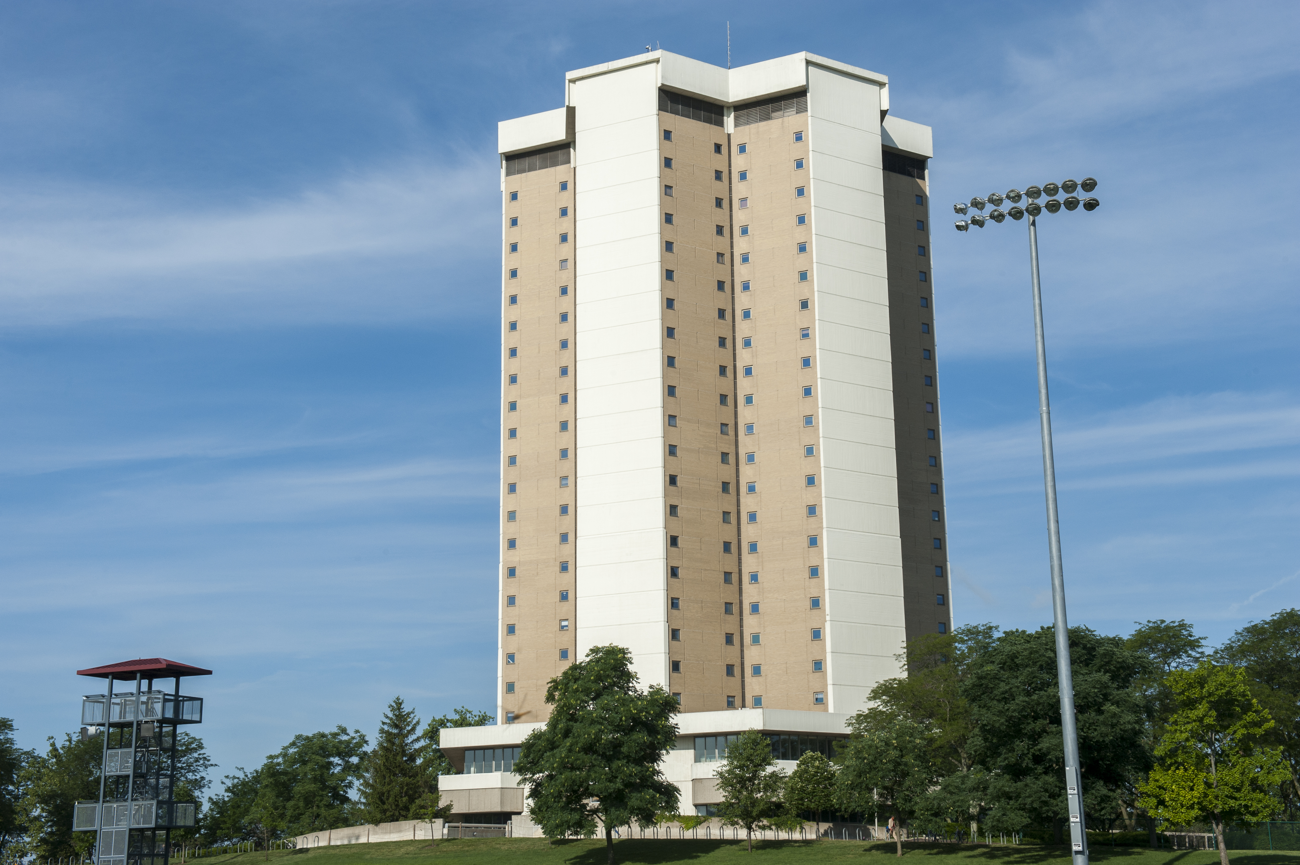 Morrill Tower Campus Map The Ohio State University