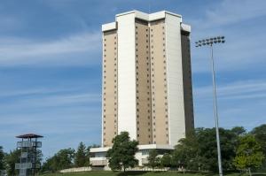 Morrill Tower external view