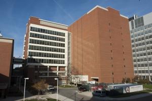 Biological Sciences Building external view