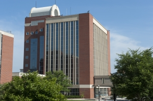 Dreese Laboratories external view