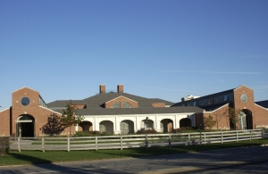 Galbreath Equine Center external view