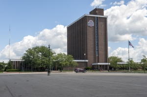 Fawcett Center for Tomorrow external view