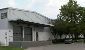 Printing Facility external view