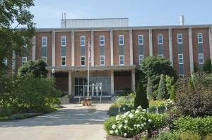 Howlett Hall external view