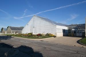 Howlett Greenhouses external view