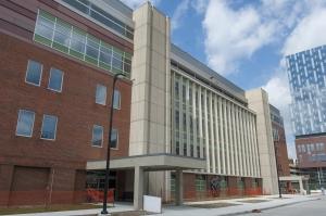 McCampbell Hall external view