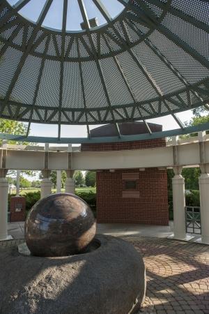 Bloch Cancer Survivors Plaza external view