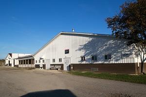 Waterman - Main Dairy Barn external view