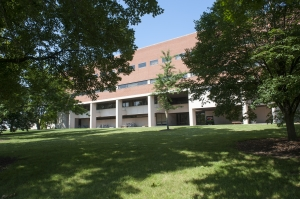 Kottman Hall external view