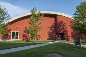 Jesse Owens Recreation Center North external view