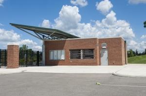 Jesse Owens Tennis Center West external view