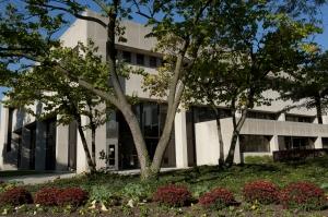 Weigel Hall external view