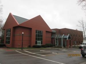 Northwood-High Building external view
