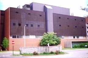 Comprehensive Cancer Center external view
