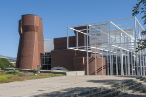 Wexner Center for the Arts external view