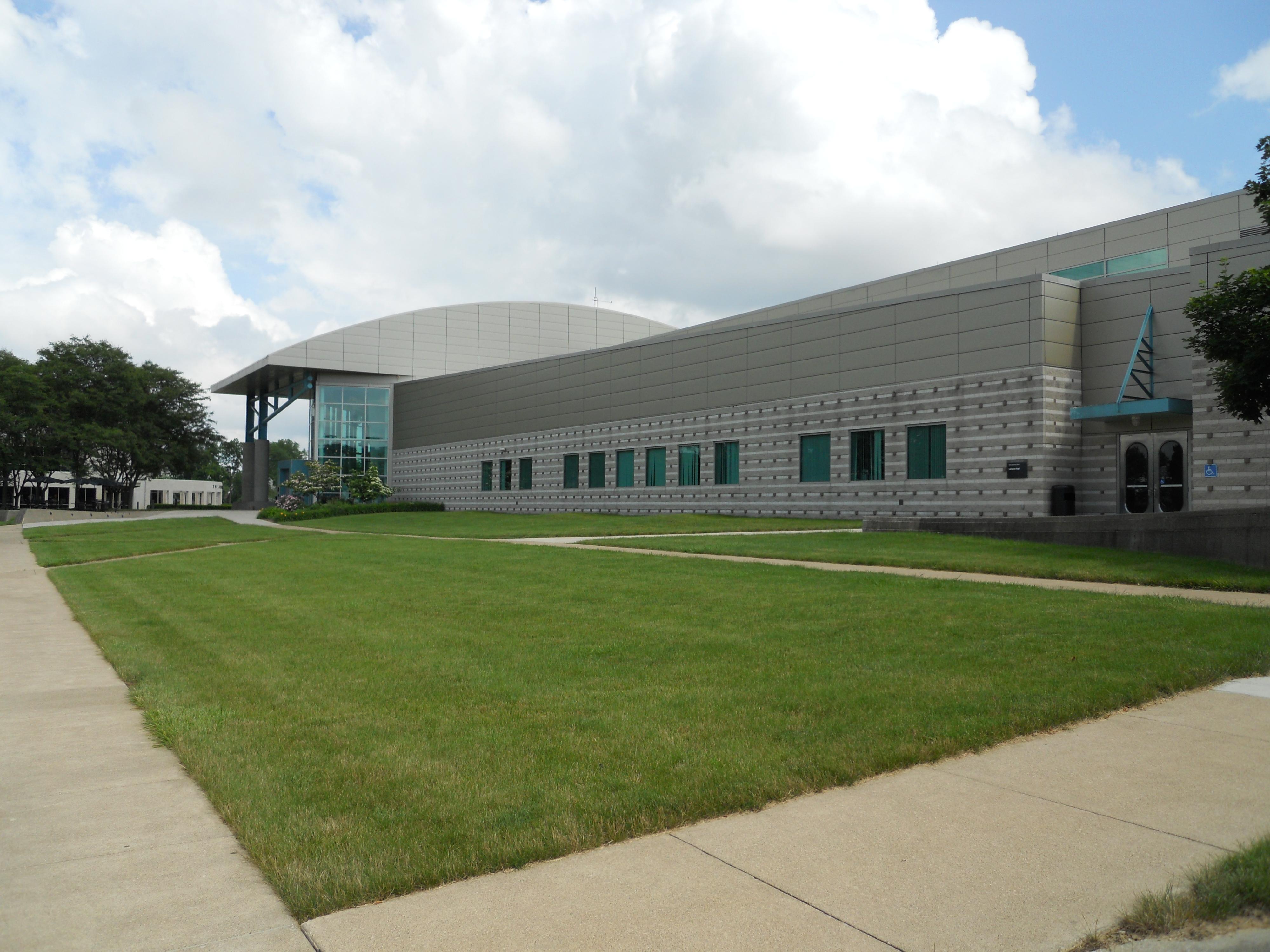 COTC   LeFevre Hall   Campus Map   The Ohio State University