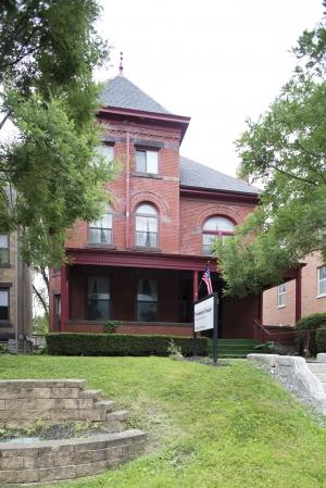 Pomerene Alumnae Scholarship House external view