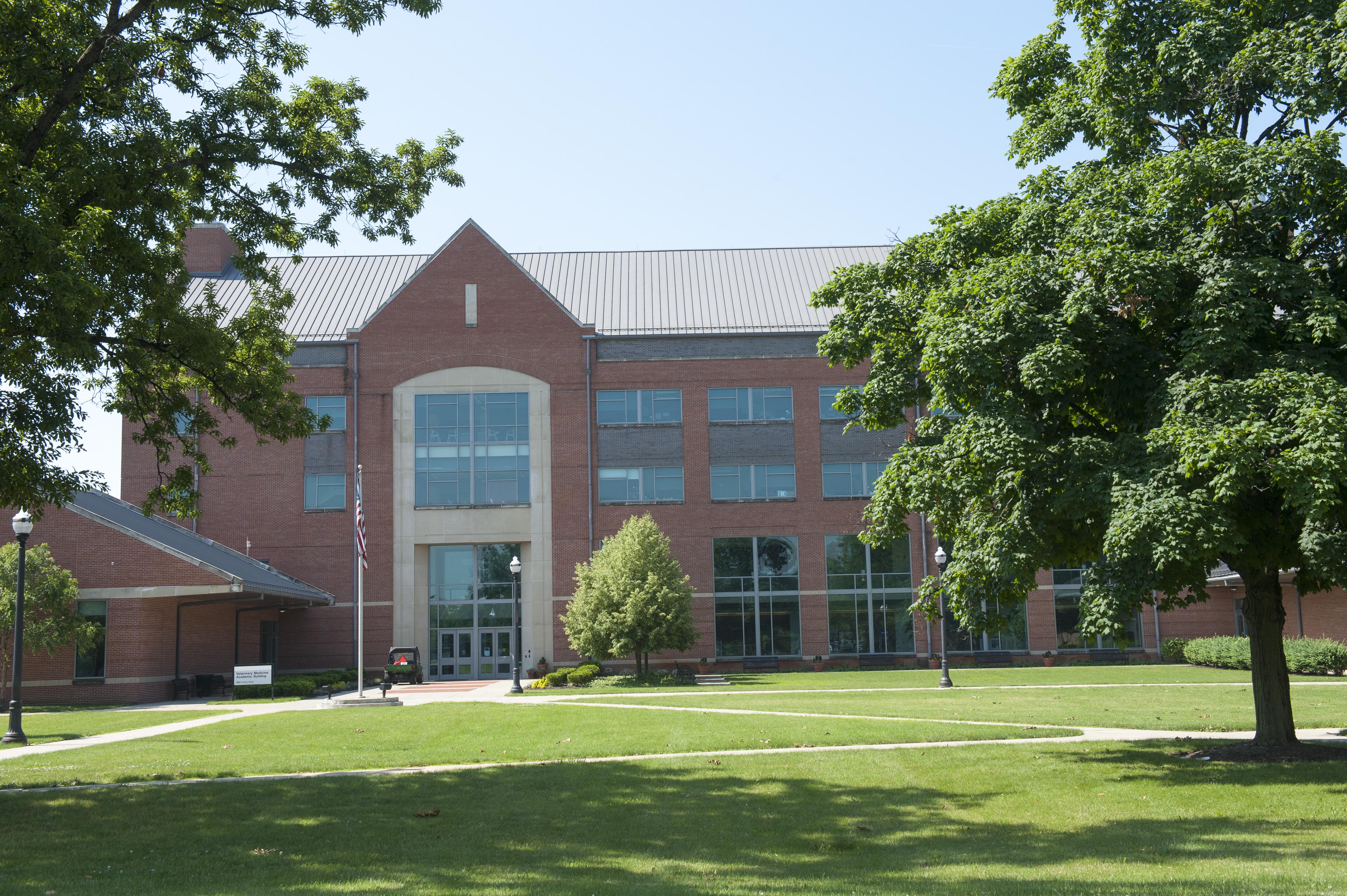 Veterinary Medicine Library